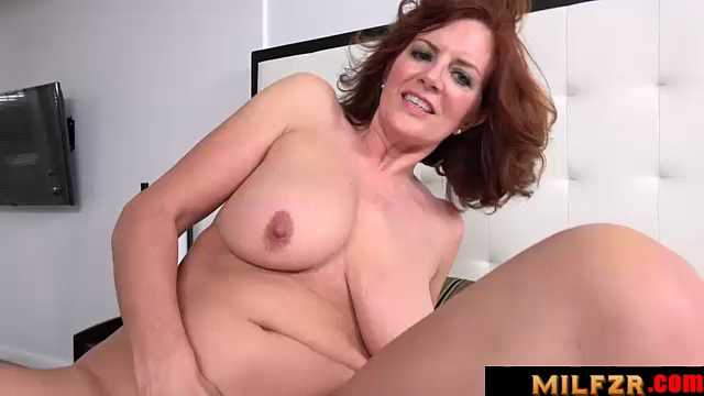 Andi James in Talk With Mom