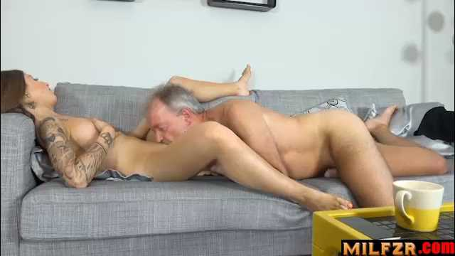 My Daddy Never Too Old To Fuck Scene 01