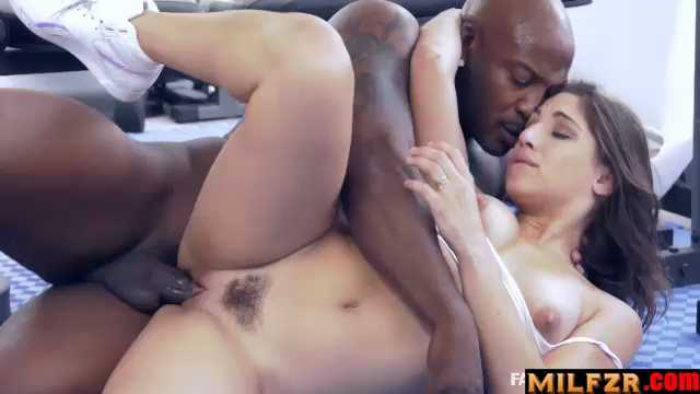 Abella Danger Black Dad Works Out His Daughter