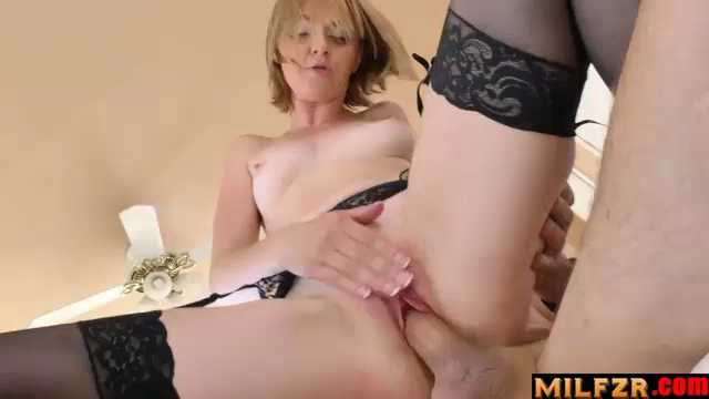 Marie McCray Gives A Sample Of Her Pussy To Her Stepbrother