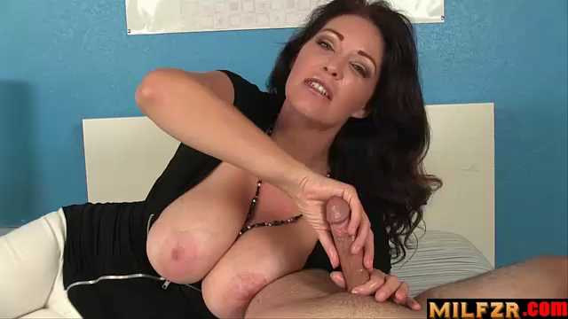 Epic Cumshot for Step Mom