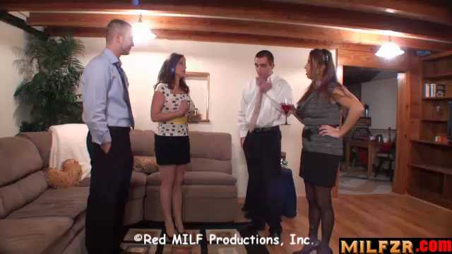 Rachel Steele And Stacie Starr – Saving It For Their Sons