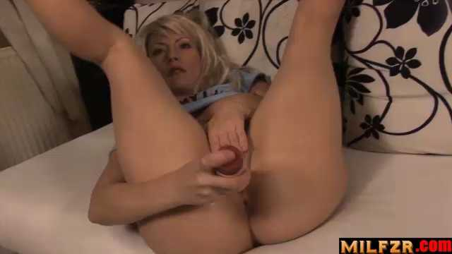 Mom Drains Son's Cum