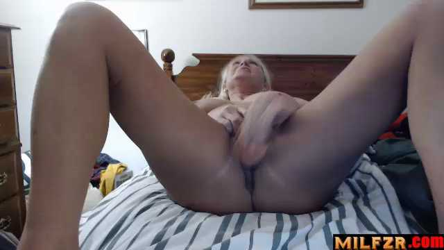 Naughty Stepmom Fucks Stepson