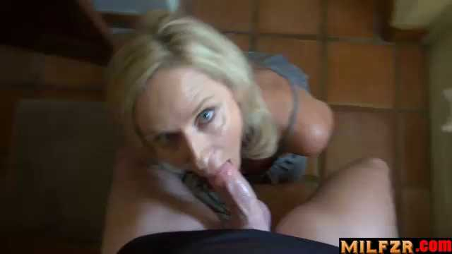 Jodi West – A Little Something From Mom Before Your Date