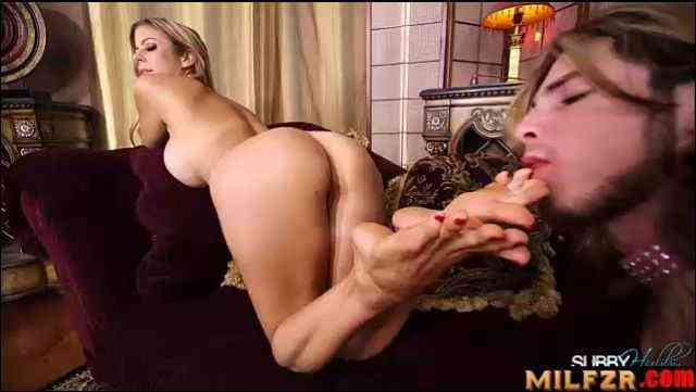 Alexis Fawx Milked By Step Mommy