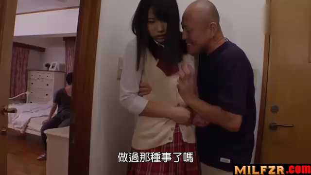 Japanese father Fucked Hairy Daughter