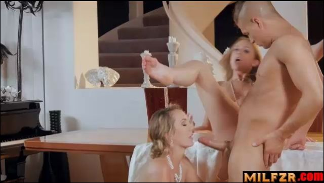 Brett Rossi And Daisy Stone – Dinner For Deviants Sweet Dessert