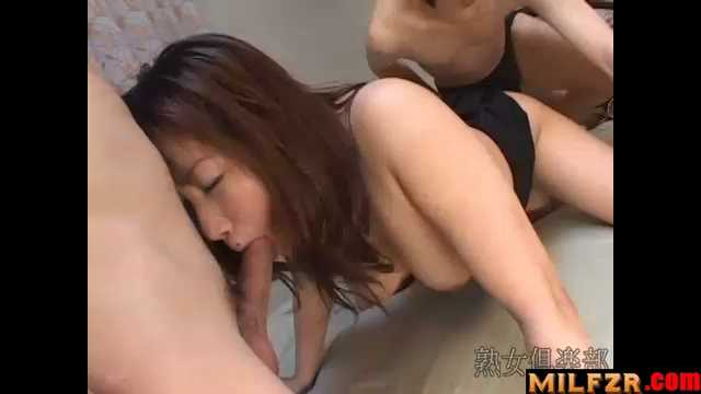 Japanese Father And Son Fucked Mother