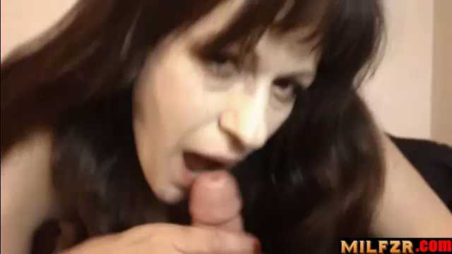 Victoria Sneaks in and Fucks Her Son