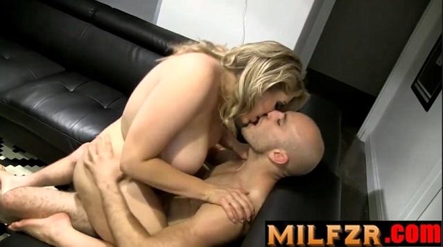 Thick Aussie Milf Rides Cock