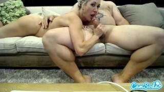 Big white Booty Milf Brandi love Camsoda Porn video
