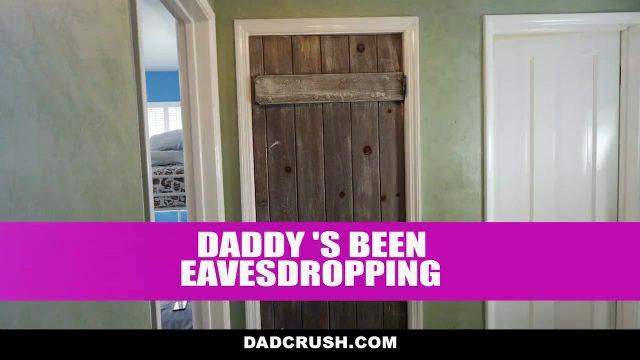 Dad Crush – Horny Teen Step daughter Sucks stepdad cock