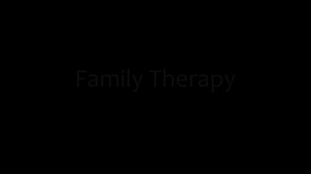 Family Therapy – Step Mom Alex Adams lesbian incest with step daughter Skylar Vox