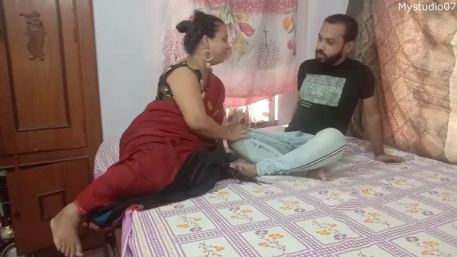 Indian Brother & Step Cousin Sisters best sex video with Hindi audio