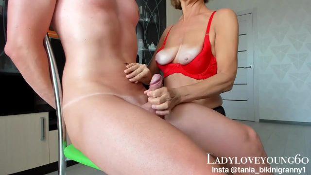 Stepmom extreme urethra insertion massage stallion big cock