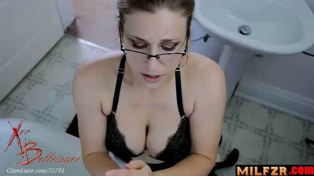 Taboo Shower With Mom
