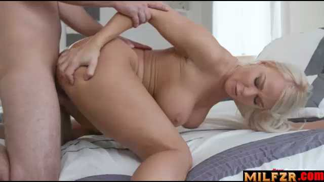 London River – Horny Mother Caught By Son