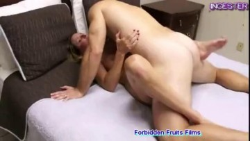 Jodi west seduced and fucked by son