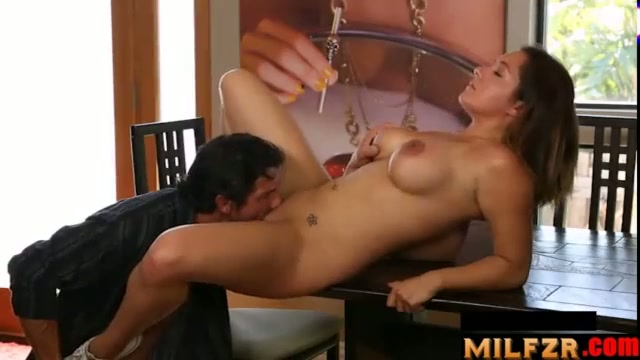 Daddy likes my big boobs scene 03