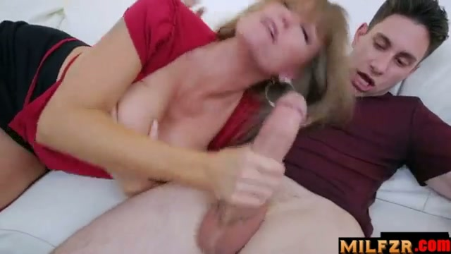 Banging mother in law