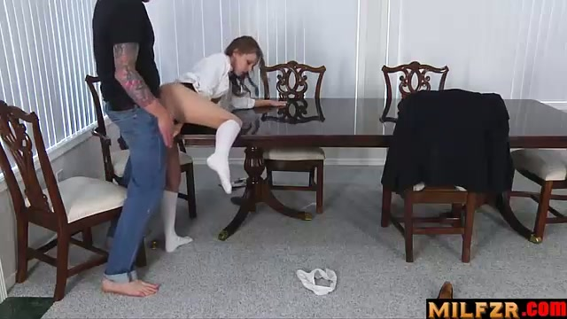 Daddy's bad girl fucked