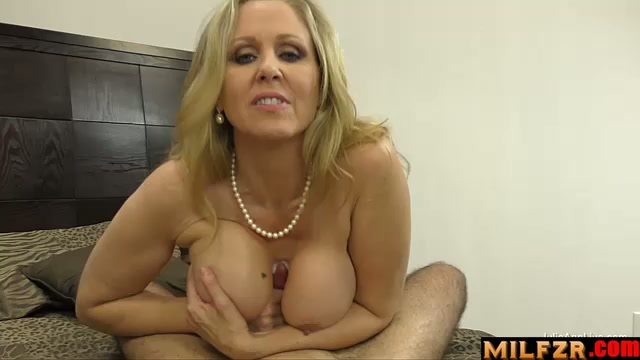 Mom feeling horny