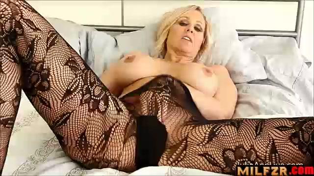 Stepmom lingerie show